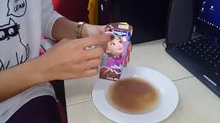 Danone Kakaolu Süt Nasıl Bir Şey Böyle