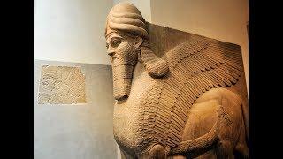 Что искали американские солдаты в музее Ирака؟ Голова Нимрода.