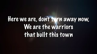 Imagine Dragons   Warriors (Lyrics)