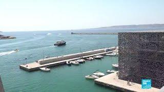 À Marseille, Le Mucem Est Très Visité Malgré Les Contraintes Sanitaires