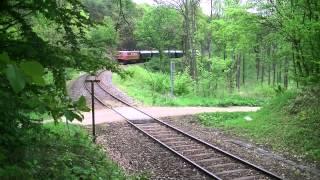 preview picture of video 'ÖBB 2050.09 am Reblaus-Express (03.05.2014) mit echt tollem Sound'