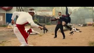 Kingsman the Golden Circle 2017 - Popyland Fight Scene - HD