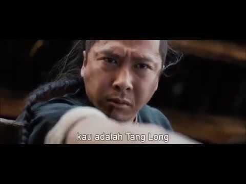 Intense battle between donnie yen vs kara hui in wu xia aka  dragon  2011