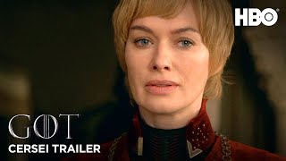 Game of Thrones | Official Cersei Lannister Trailer (HBO)