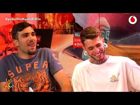 Killah Man Vs Dani Mateo en una batalla de reggae #yuDelfínHastaElFin