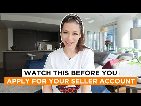 Tips For Opening Your Amazon Seller Central Account (so you don't get rejected) 👌