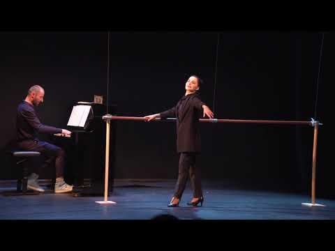 Bande annonce du spectacle GISE-ELLE au théâtre Marigny à Paris, salle Studio Marigny