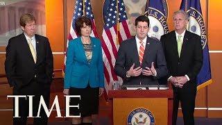 Paul Ryan Has The Toughest Job In Washington: Avoiding A Government Shutdown   TIME