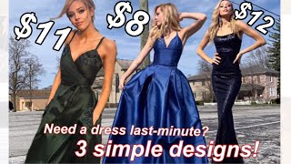 How To Make Your Own Prom Dress! (for Beginners)
