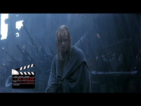 """Сцена из фильма """"13-й воин"""", Викинги перед битвой"""