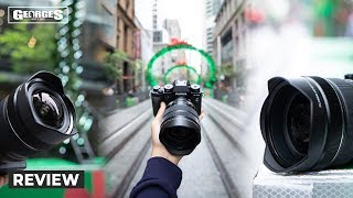Fujifilms Best Wide Angle Lens 🔥 | Fujifilm XF 8-16mm F2.8 R Review by Georges Cameras