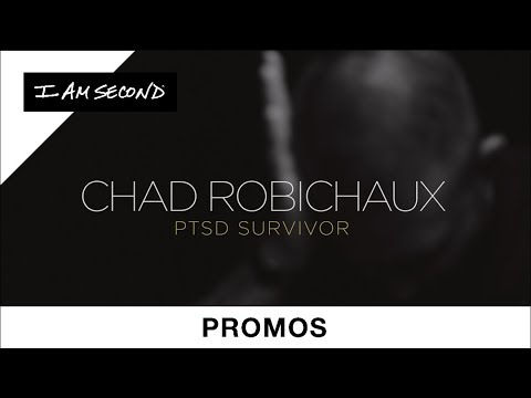 Chad Robichaux -  PTSD Survivor
