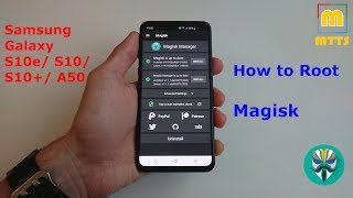 Root SM-J730GM Android 9 Pie Samsung Galaxy J7 Pro ( TWRP +