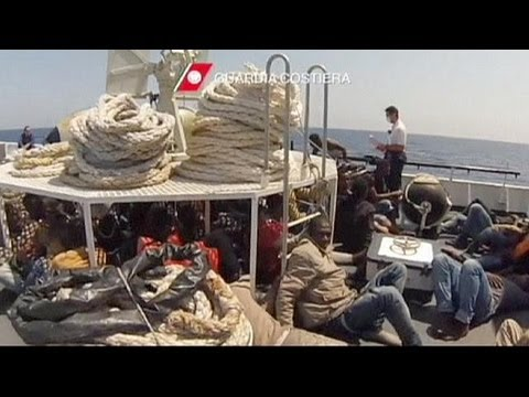 Остров Лампедуза - берег спасения для не