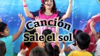 """""""Sale el sol"""" canción infantil"""