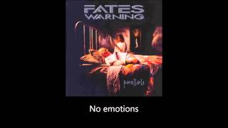 Fates Warning - Life in Still Water (Lyrics)