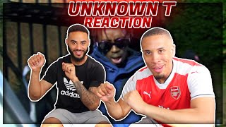 Unknown T – MEAT [Music Video] | GRM Daily | REACTION!