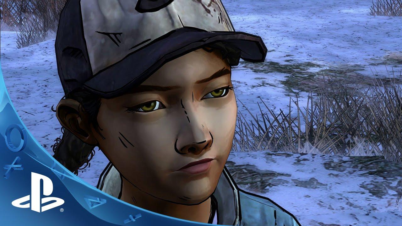 The Walking Dead S2 Hits PS4 10/21, Vita 11/4