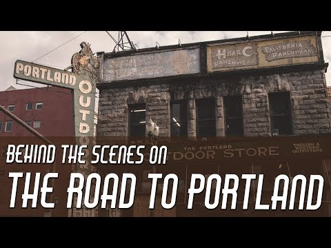 The Road to Portland - My RØDE Reel 2017 BTS