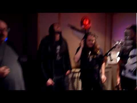 Wretched Soul - Studio Part 4 with Producer Chris Tsangarides - The Ecology Rooms May 2012