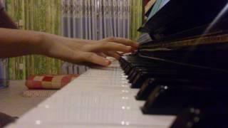Raindrops - Kim Yoon (piano cover)