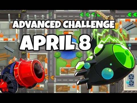 BTD6 Advanced Challenge - Suboptimal - April 11, 2019 - Ethan Reid