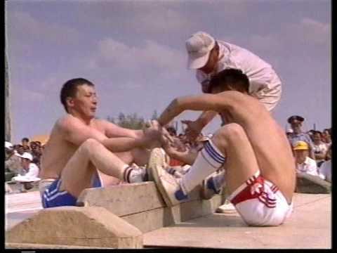 Борьба Петра - фильм журналистов 3 канала французского TV 1999 г.