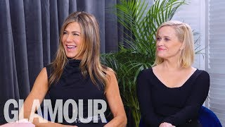 Jennifer Aniston & Reese Witherspoon on feeling isolated by fame & rejection | GLAMOUR UK