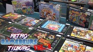 Retro Gamebeurs Tilburg Vol. 8 (2018) - Langstraat TV