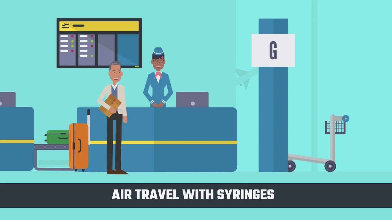 Travelling with a medical device to Canada