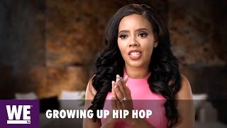 What's New With Angela Simmons | Growing Up Hip Hop | Season 2