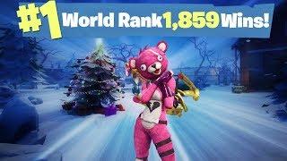 #1 WORLD RANKED - 1,842 SOLO WINS | Kholo.pk