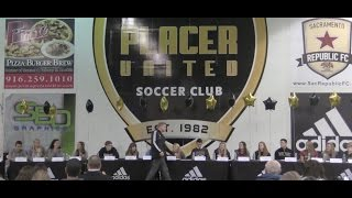 Placer United College Signing Day 2016