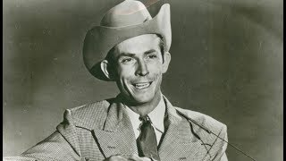 Hank Williams Sr. - Blue Eyes Cryin' In The Rain