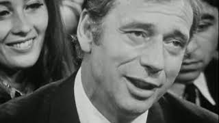 """Yves Montand """"Clémentine"""""""