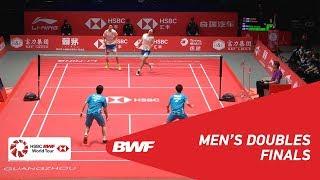 F | MD | LI/LIU (CHN) vs ENDO/WATANABE (JPN) | BWF 2018