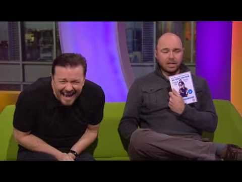 The One Show: Ricky Gervais and Karl Pilkington