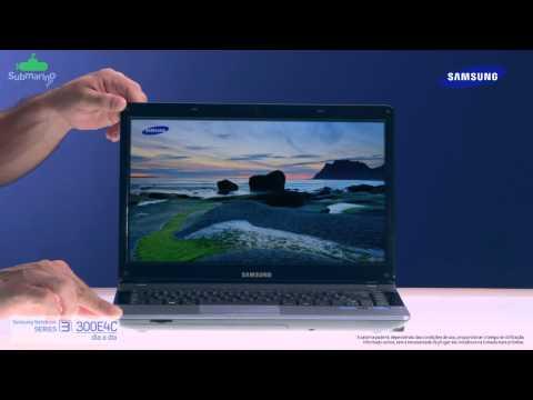 Notebook Samsung 300E4C | Submarino.com.br
