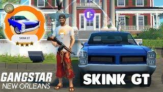 GANGSTAR NEW ORLEANS - SKINK GT GAMEPLAY