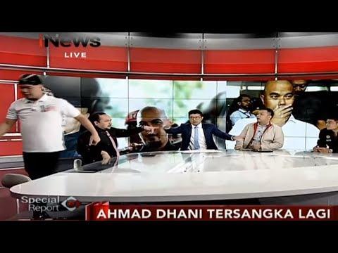DEBAT PANAS! AHMAD DHANI Meninggalkan Meja Diskusi - Special Report 19/10