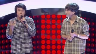 The Voice Thailand - บอลล่า - จูโน่ - Super Bass - 5 Oct 2014
