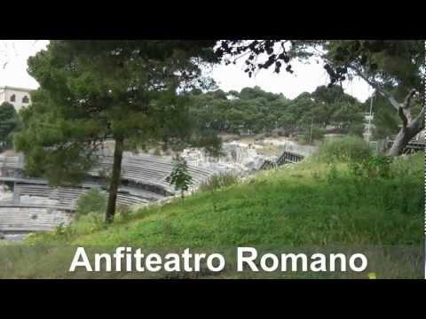 CAGLIARI - L'ANFITEATRO DELLA VERGOGNA