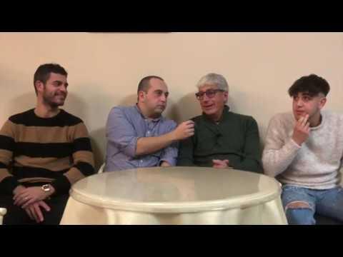 Preview video MISTER ROBERTO CESARIO, VINCENZO BENEDETTI E LUCA MARINELLI (PRIMA SQUADRA)