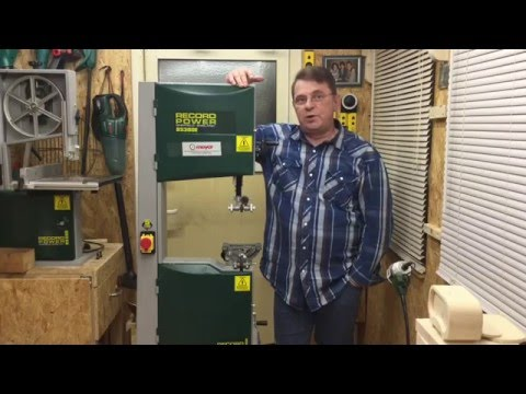 Record Power BS 300 E - die Technik im Vergleich mit der BS 250