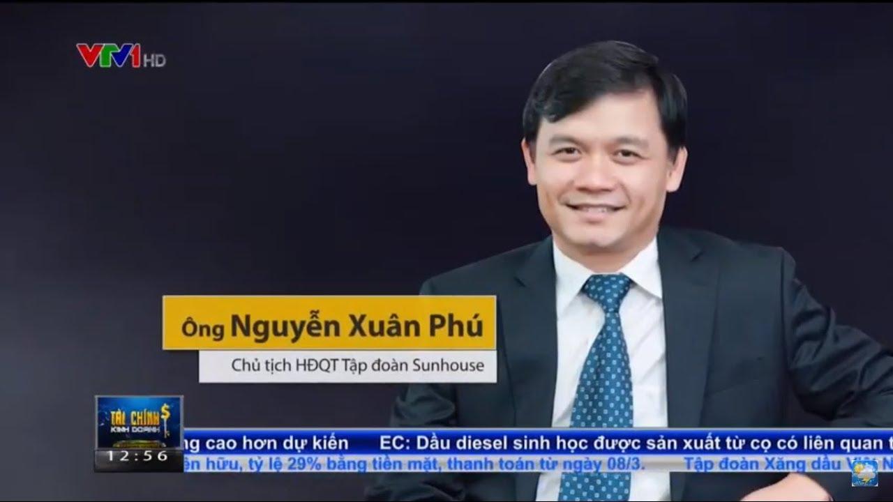 Shark Phú - Doanh nhân tuổi Hợi chia sẻ trong bản tin tài chính kinh doanh