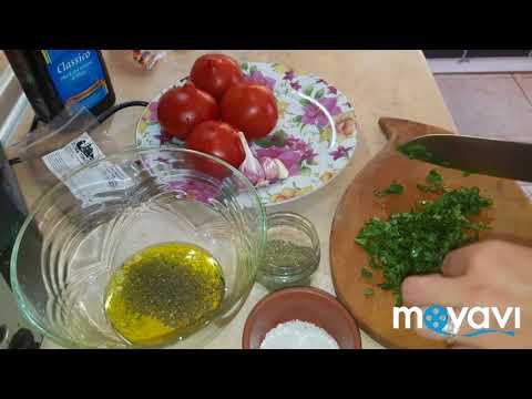 Брускетте  аль помодоро / Bruschetta al pomodoro