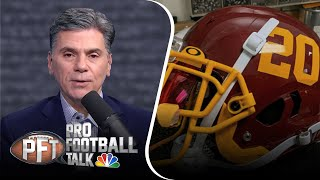 PFT Overtime: Washington stumbles into great new helmets | NBC Sports