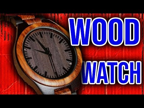 Why is this Wood Watch going Viral?
