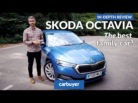 2021 Skoda Octavia in-depth review - is it still one of the best family cars?
