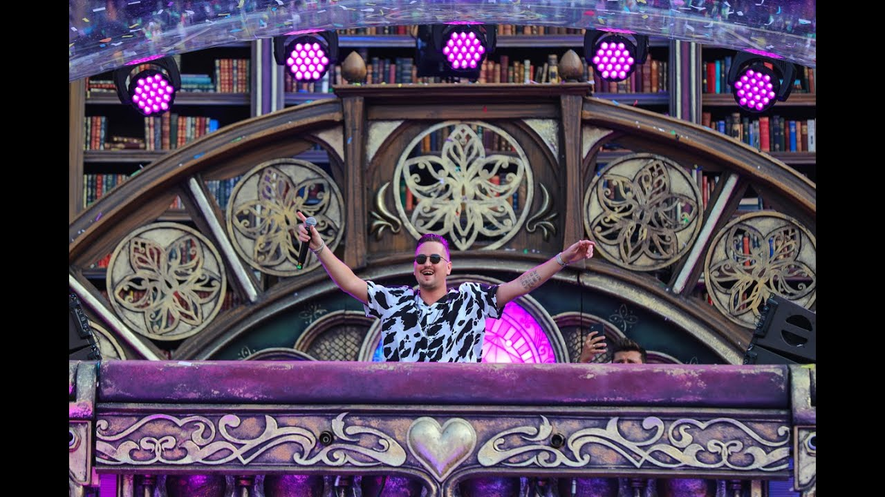 Robin Schulz - Live @ Tomorrowland Belgium 2019 Mainstage